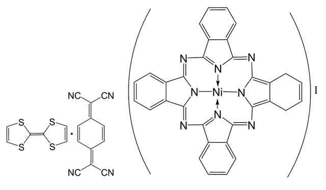 Комплекси-тетратіофульвалену