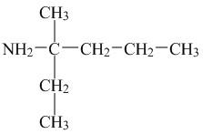 3-метилгексан-3-амін